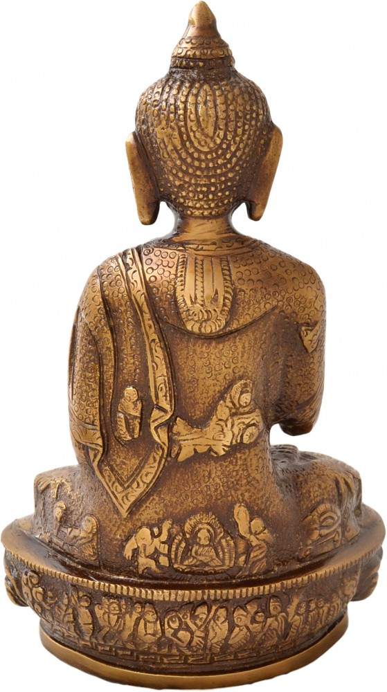 Buddha In Healing Pose