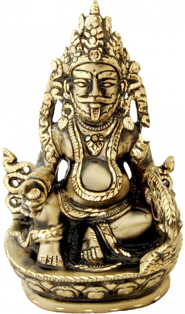 Handcrafted Kuber Maharaj