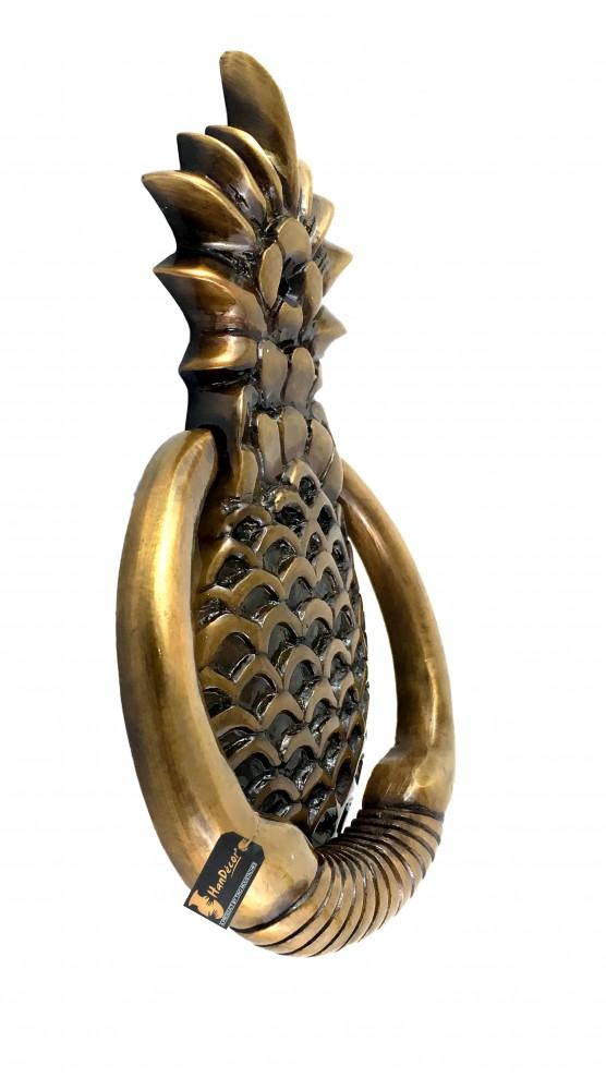 Pineapple Design Brass Door Knocker