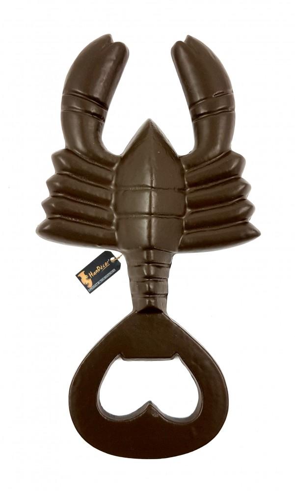 Scorpion Design Bottle Opener - Copper Brown