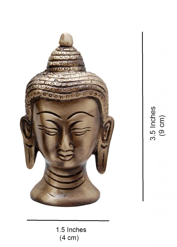 Buddha Head - Medium