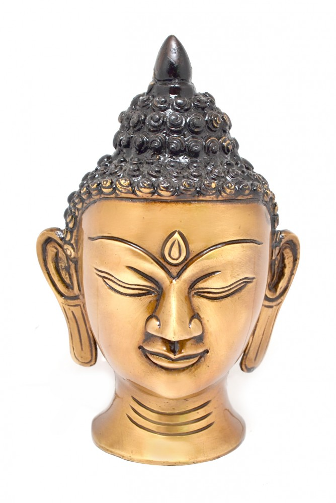 Calm Buddha Head Tableware