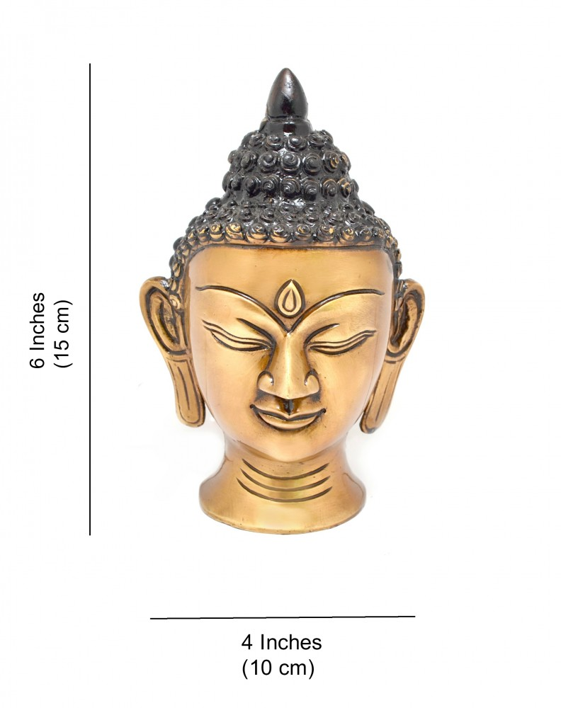 Calm Buddha Head Tableware