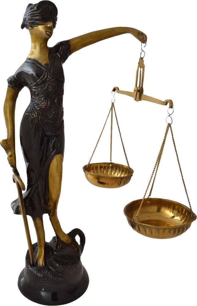 Decorative Godess Of Justice