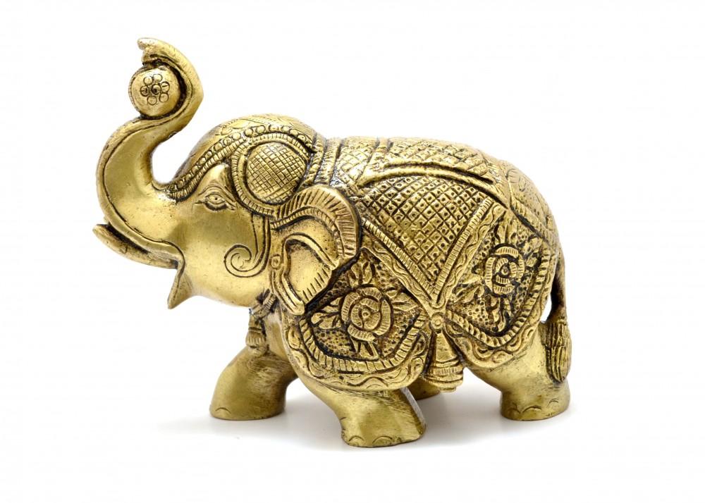 Maharaja Elephant 4 Inches
