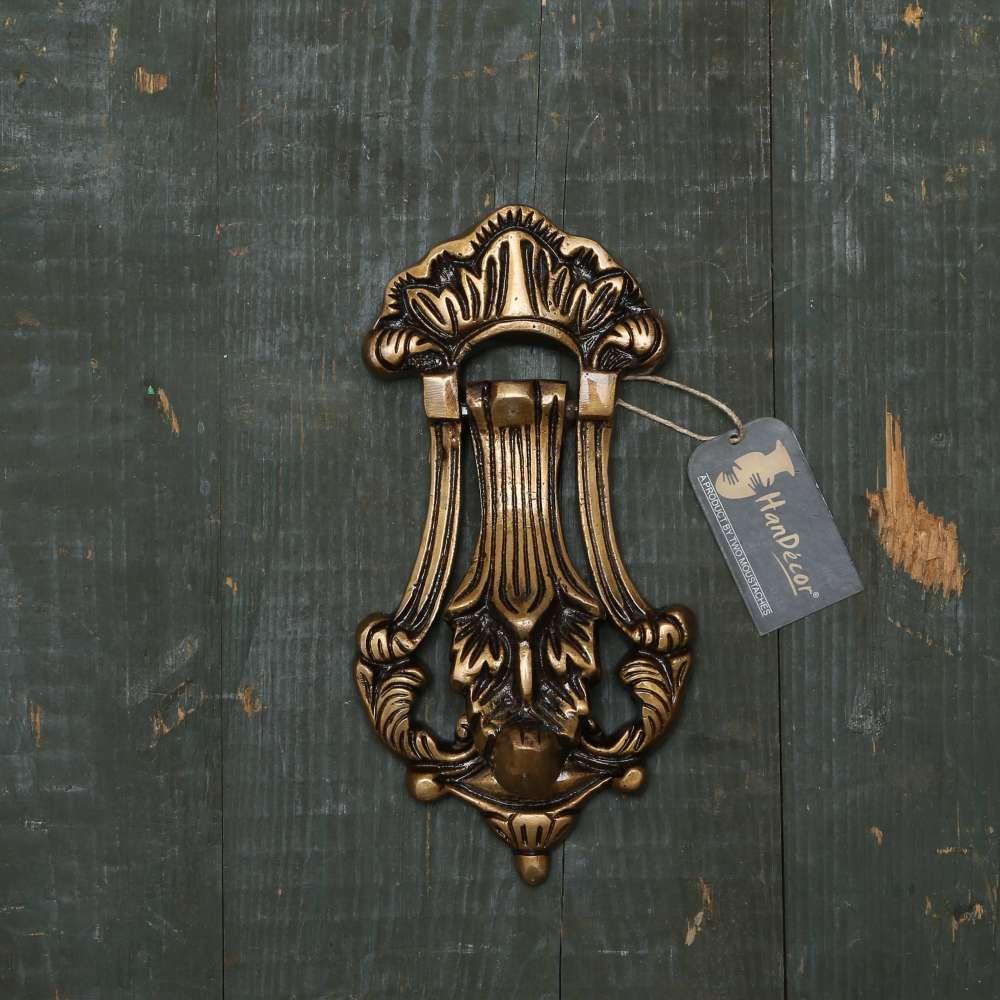 Brass Imperial Style Door Knocker