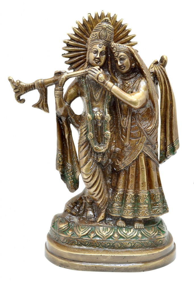 Radha Krishna - The Divine Couple