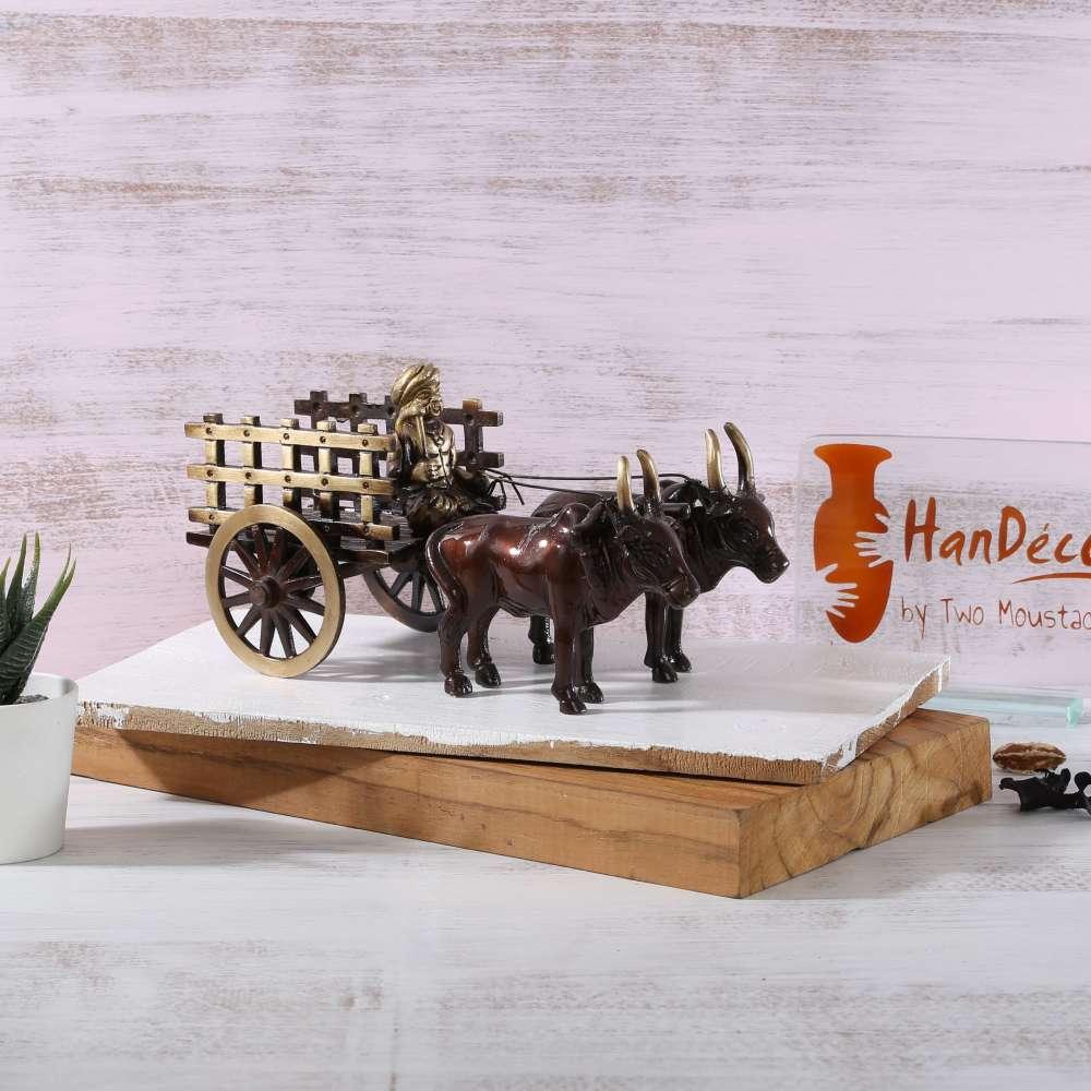 Vintage Bullock Cart