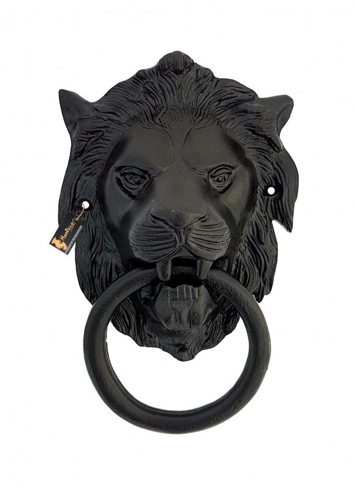 Lion Design Door Knocker
