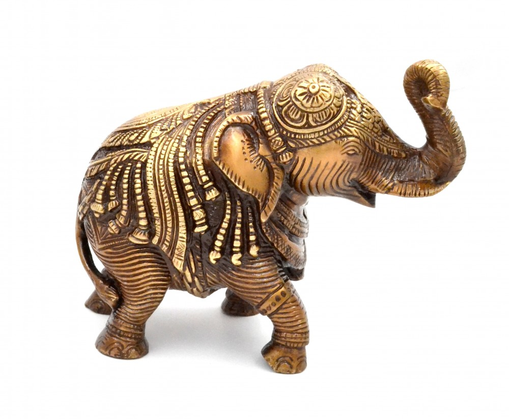 Ethnic Indian Handcrafted Elephant Showpiece