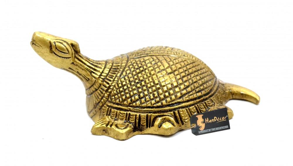 Brass Vastu Tortoise Statue