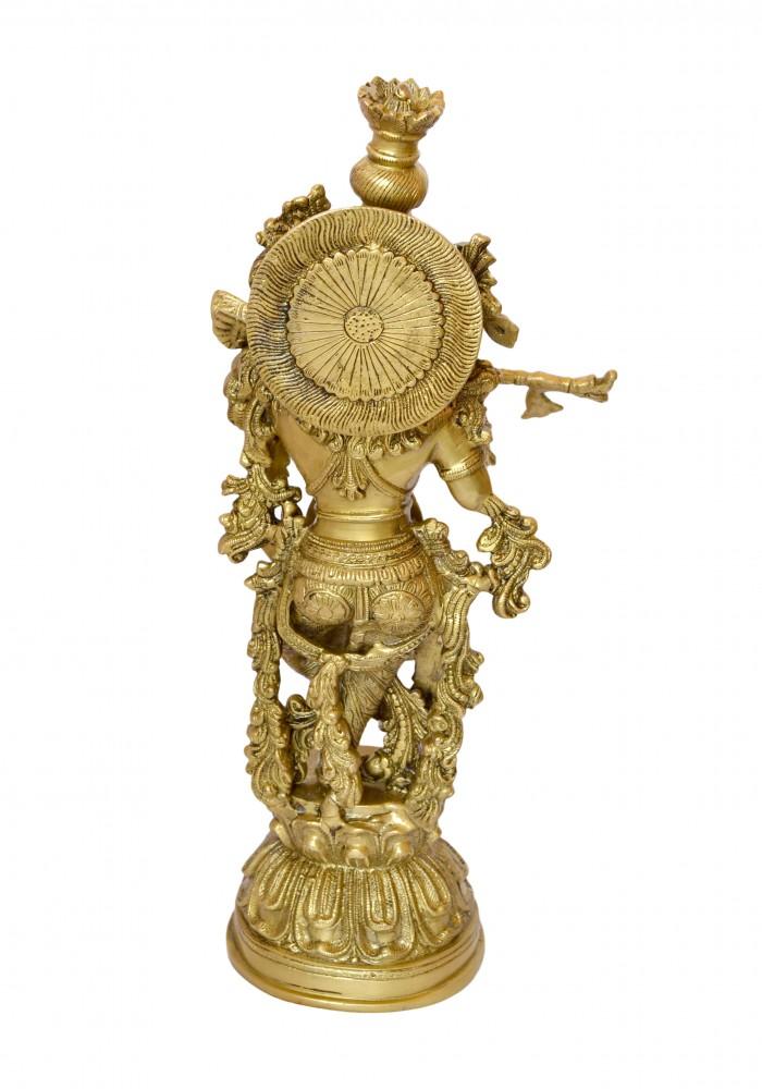 Murli Krishna Statue