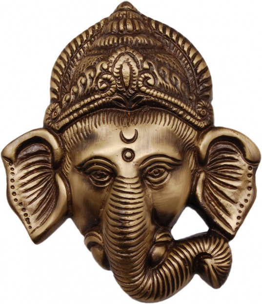 Ganesha Mask Wall Hanging