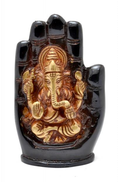Aashirwaad Ganesha Golden