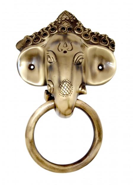 Ganesha Mask Door Knocker
