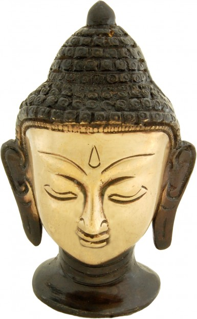 Buddha Head Multicolored