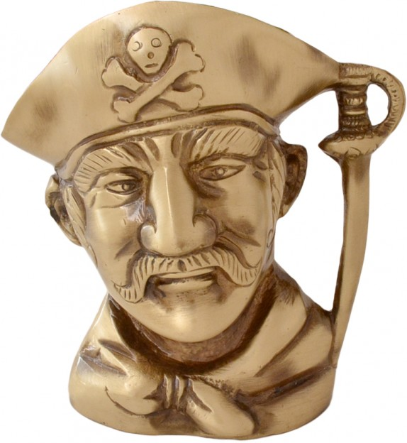 Decorative Pirates Penstand