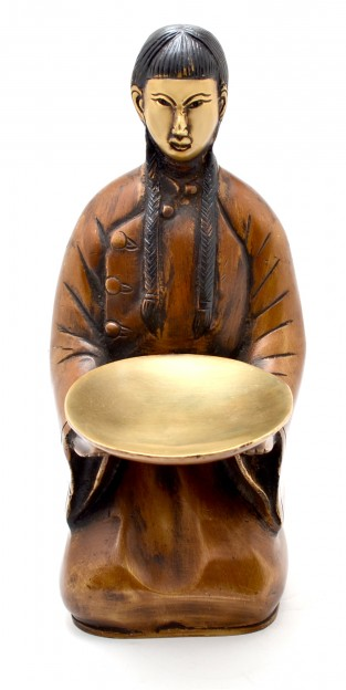 Traditional Japanese Figurine
