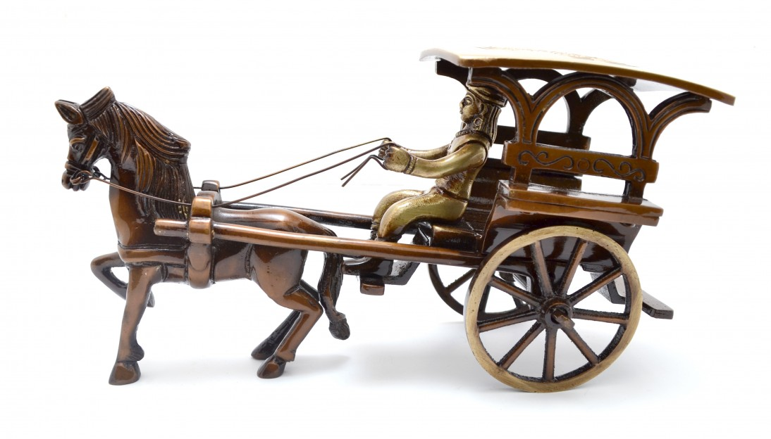 European Horse Carriage