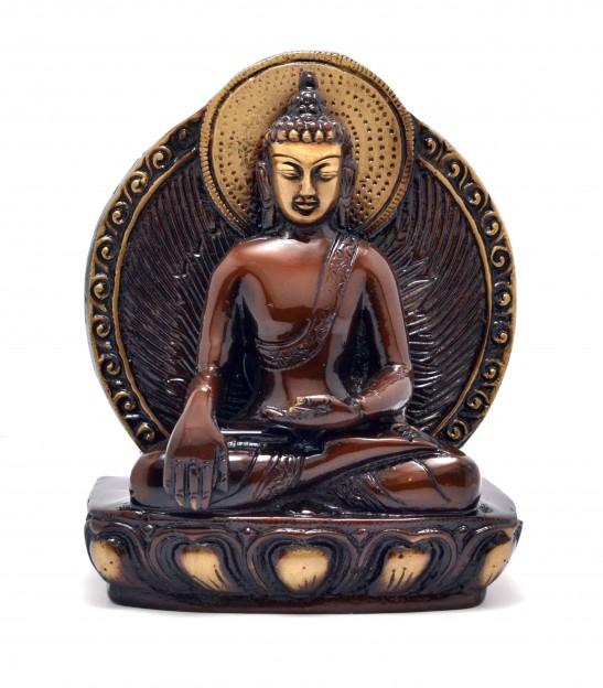 Meditating Divine Buddha Showpiece