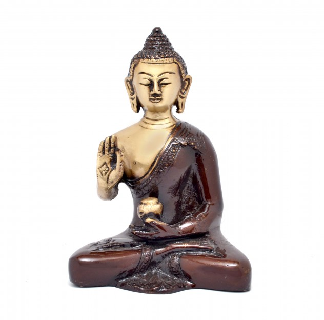 Blissful Buddha Meditating Showpiece