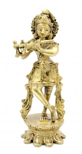 Murli Krishna Standing Statue