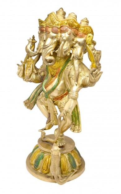 Panchmukhi Ganesha Statue