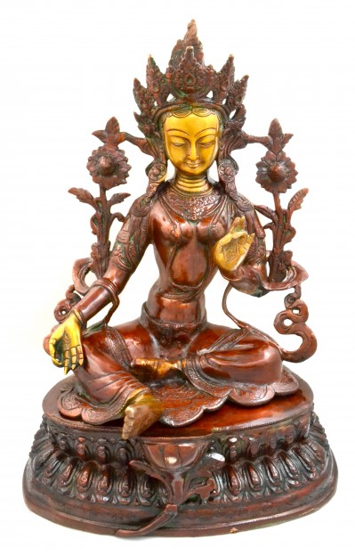 Goddess Tara Devi Sculpture