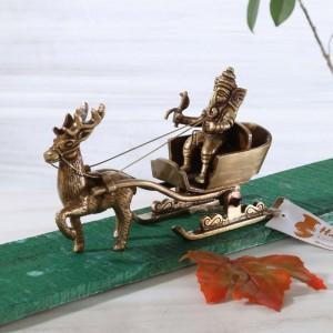 Santa as Ganesha Showpiece