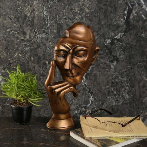 The Thinking Man Showpiece Tableware