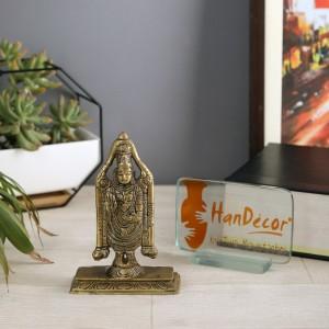 Balaji 6 Inches Brass Statue