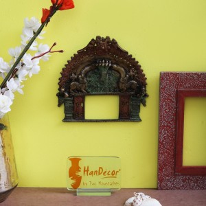 Handcrafted Brass Prabhavali Wall Hanging