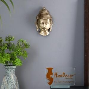 Buddha Face Wall Hanging