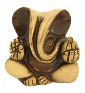 Designer Appu Brass Ganesha Showpiece