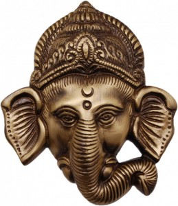 Ganesha Mask Wall Hanging