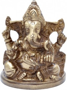 Lord Ganesha Sitting