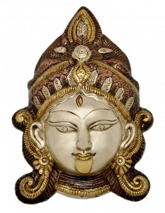 Durga Face Wall Hanging