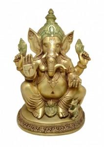 Chaturbhuja Shree Ganesha Statue