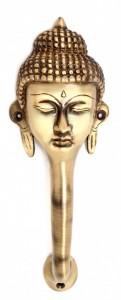 Buddha Face Door Handle