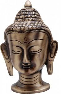 Buddha Head - Big