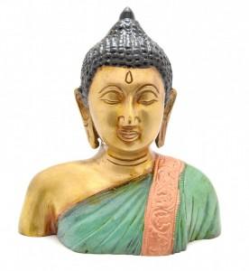 Buddha Bust Statue