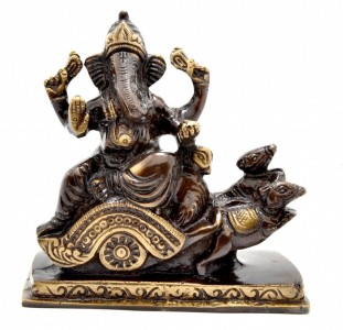 Ganesha on Rath