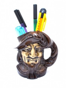 Shakespeare Pen Stand