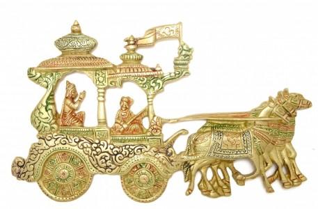 Krishna arjuna Rath Wall Hanging