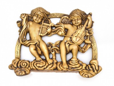 Twin Cupid Tableware