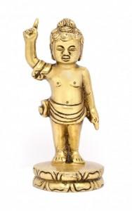 Baby Buddha Showpiece