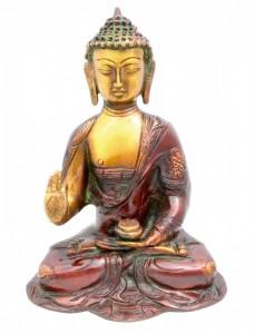 Buddha Meditation Multicolored